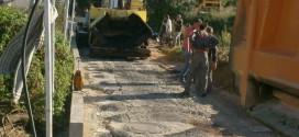 Asfaltiranje ulice Gospe u Siti