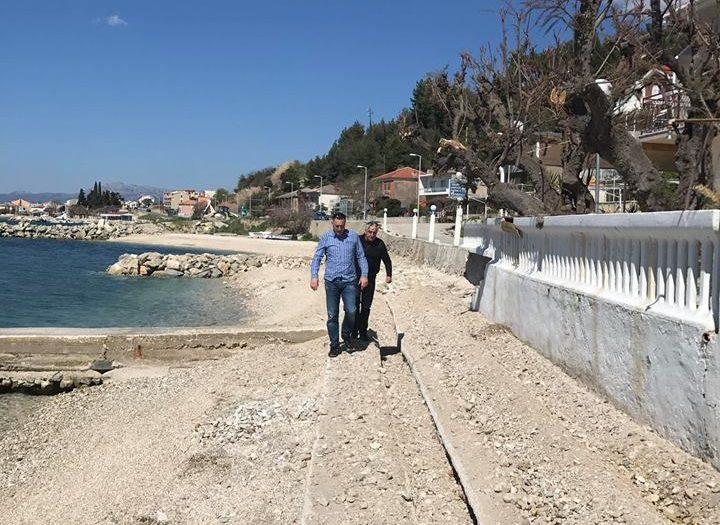 Plaža Sv. Martin - Mutogras