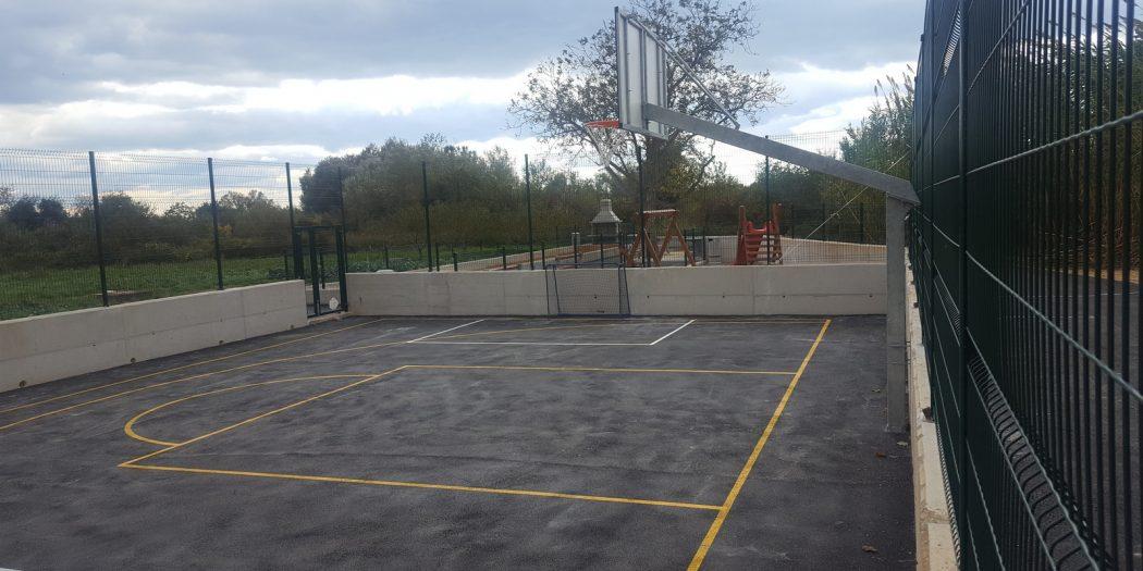 Sportsko-rekreacijska zona uz Poljičku cestu